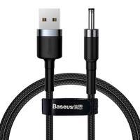 Кабель Baseus Cafule USB to DC 3.5mm 2A 1m