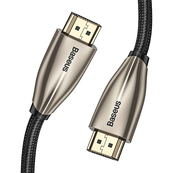Кабель Baseus Horizontal 4KHDMI Male To 4KHDMI Male Adapter Cable