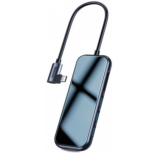 USB-концентратор Baseus Multifunctional Hub USB-C на 7 портов