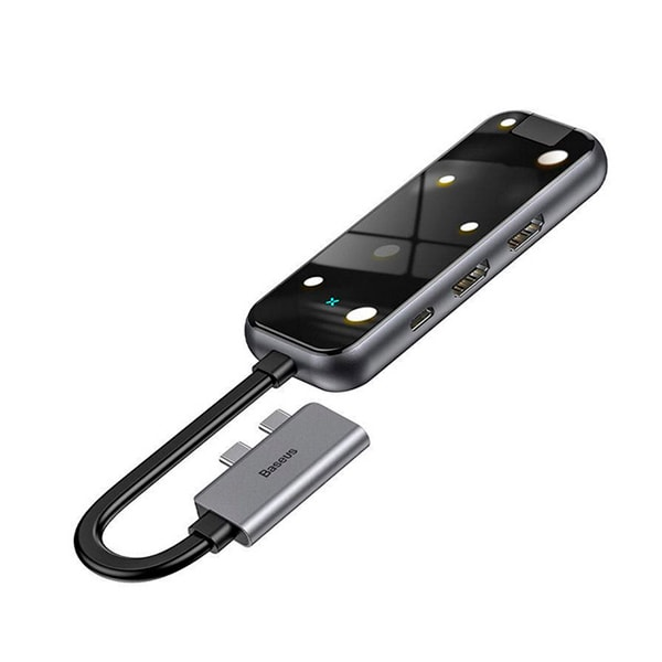 USB-хаб Baseus Type-C Multifunctional HUB Adapter