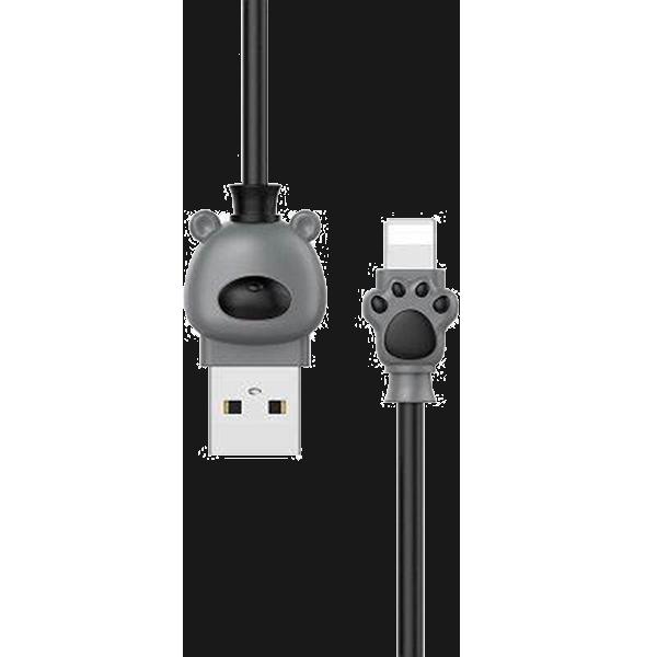 Кабель Baseus Lightning Bear Cable 1m