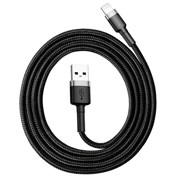 Кабель для Baseus Cafule USB для iPhone 1.5A 2 М