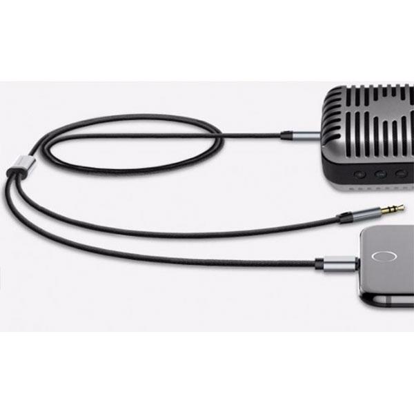 Кабель Baseus L33 1.2m AUX Audio