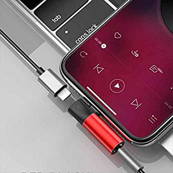 Адаптер Baseus CALL43 S1 3.5 мм