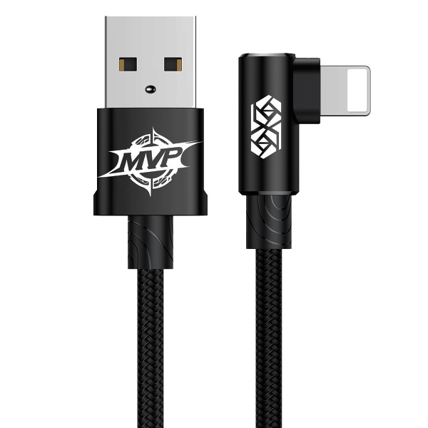 Кабель USB Baseus iPhone 2m MVP Elbow