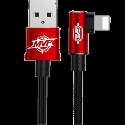 Кабель USB Baseus iPhone 2m MVP Elbow