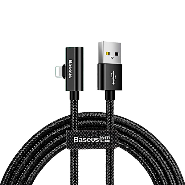 Кабель-переходник Baseus Entertaining Audio Cable Lightning to USB 1 М