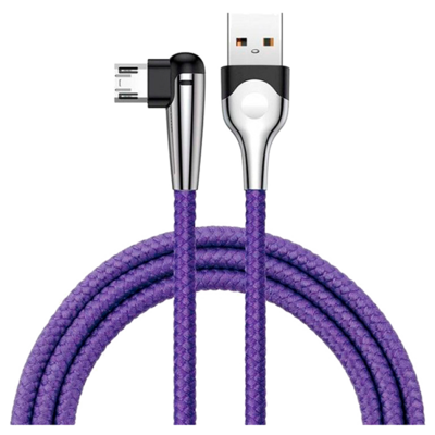 Кабель Baseus MVP Mobile game USB-microUSB 1м