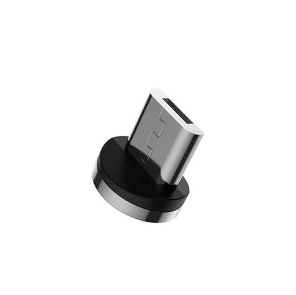 Адаптер Baseus Zinc Magnetic Safe Fast Charging Magnetic MicroUSB