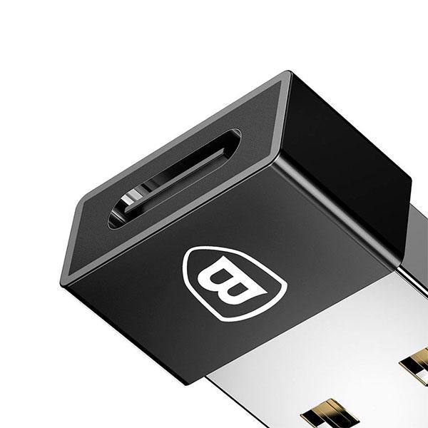 Адаптер Baseus Exquisite Type-C Male to USB