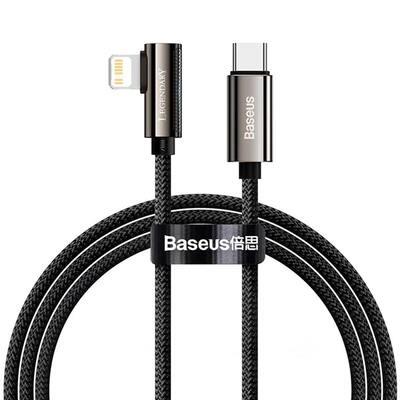 Кабель Baseus Legend Series Elbow Fast Charging Type-C to iPhone
