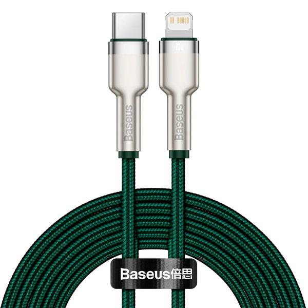 Кабель Baseus Cafule Series Metal Data Cable Type-C to iPhone