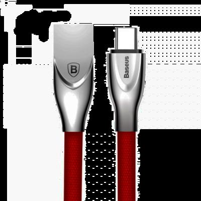 Кабель Baseus Zinc Type-C 2A 1M