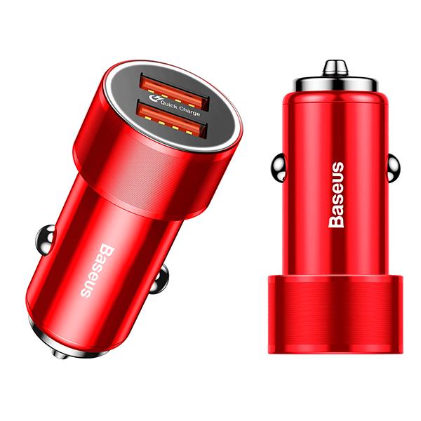 Автомобильная зарядка Baseus CAXLD-B01/B09