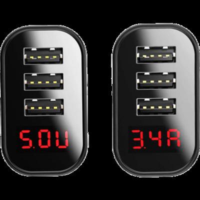 Сетевой адаптер Baseus Mirror Lake 3 USB 3.4 A