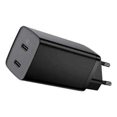 Сетевое зарядное Baseus GaN2 Lite Quick ChargerC+C 65W