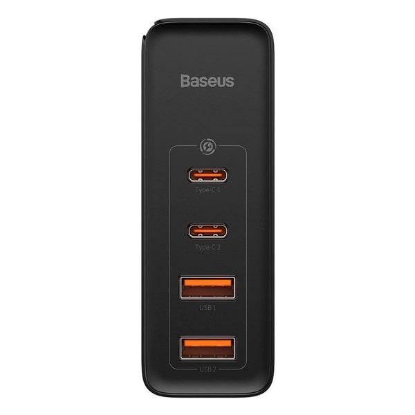 Сетевое зарядное Baseus GaN2 Pro Quick Charger 2C+2U 100W