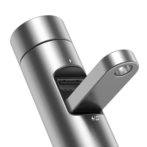 Зарядное устройство Baseus Energy Column Car Wireless MP3 Charger