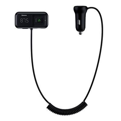 Автомобильное зарядное для MP3 Baseus T typed S-16