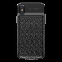 Чехол-аккумулятор Baseus Plaid Backpack 3500 мАч для iPhone X