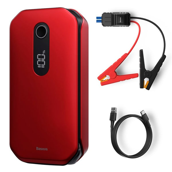 Пусковой стартер Baseus Super Energy Pro Car Jump Starter