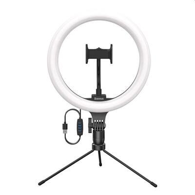 Кольцевая лампа Baseus Live Stream Holder-floor Stand