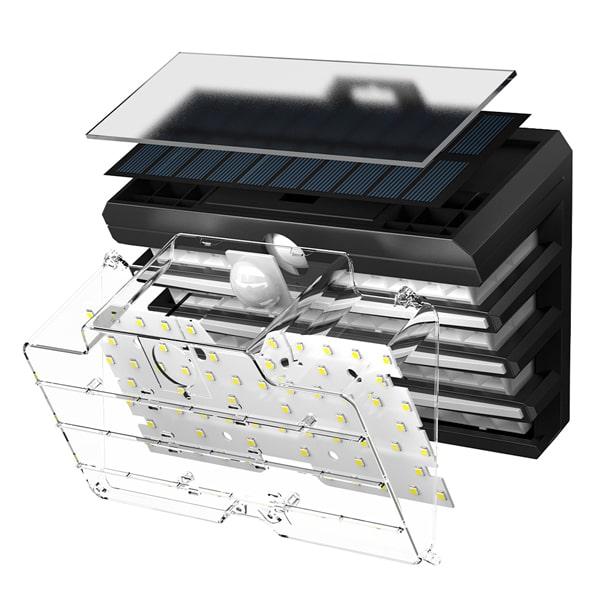 Прожектор Baseus Energy Collection Series Induction Wall Lamp
