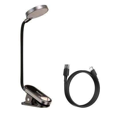 Лампа Baseus Comfort Reading Mini Clip Lamp