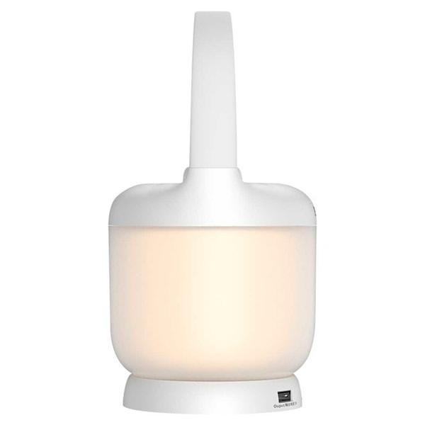Портативная лампа Baseus Moon-white Series Knob Stepless Dimming