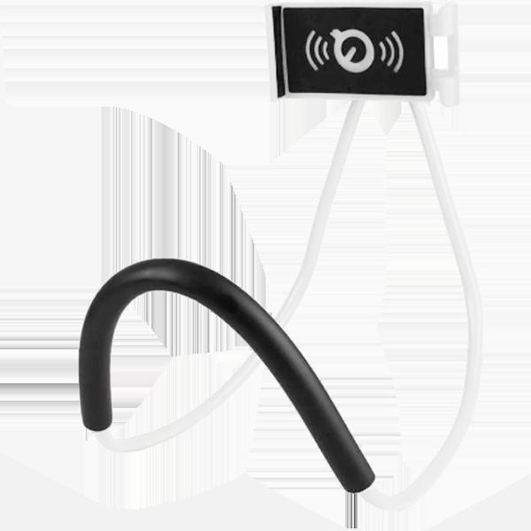 Держатель для смартфонов на шею Baseus New Neck-Mounted Lazy Bracket