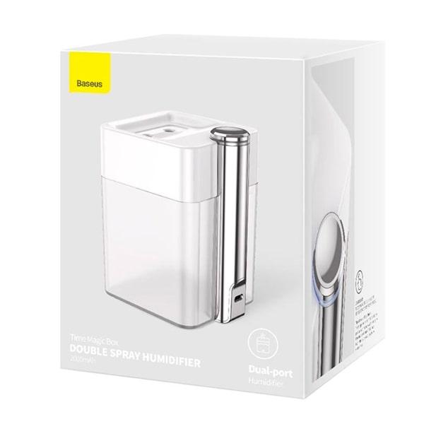 Увлажнитель Baseus Time Magic Box Double Spray Humidifier