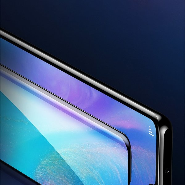 Защитное стекло Baseus full-screen для Huawei P30 0.15мм