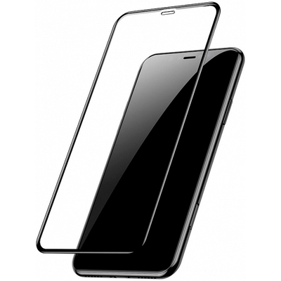Защитное стекло Baseus Full-glass Tempered 0.3mm для iPhone 6.5""