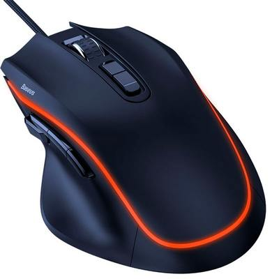 Компьютерная мышь Baseus GAMO 9 Programmable Buttons Gaming Mouse