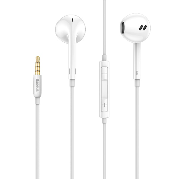 Наушники Baseus Encok 3.5mm Wired Earphone H16