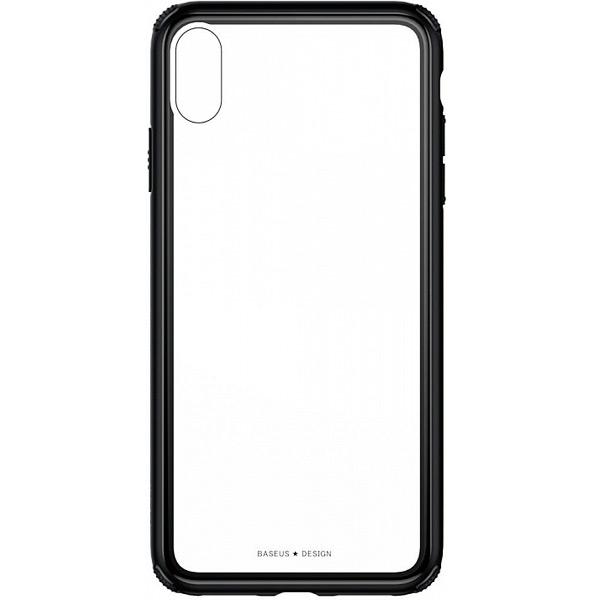 Чехол Baseus See-through Glass для iPhone XR
