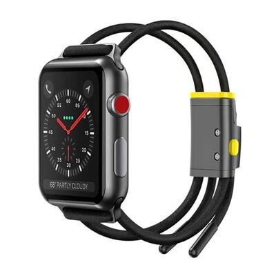 Ремешок для часов Baseus Let's go Lockable Rope Strap для Apple Watch Series 3/4/5 42-44mm