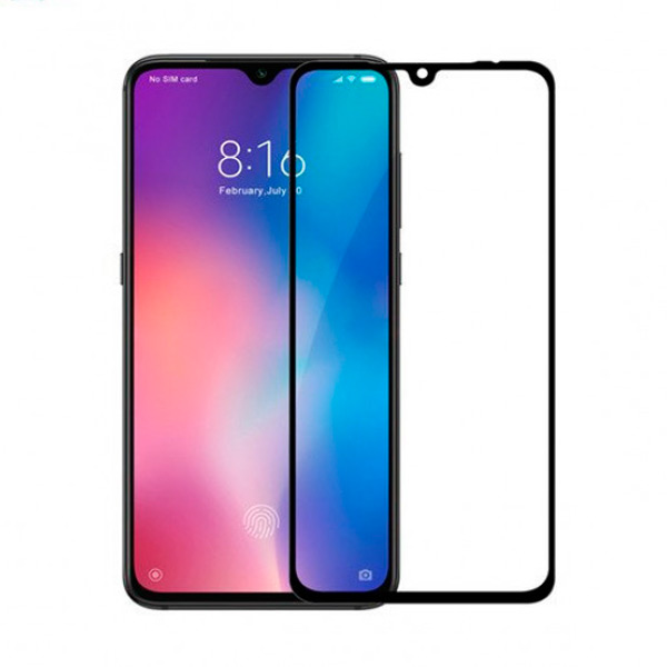 Baseus 0.3mm Curved-screen Tempered Glass Screen Protector for Xiaomi Mi 9