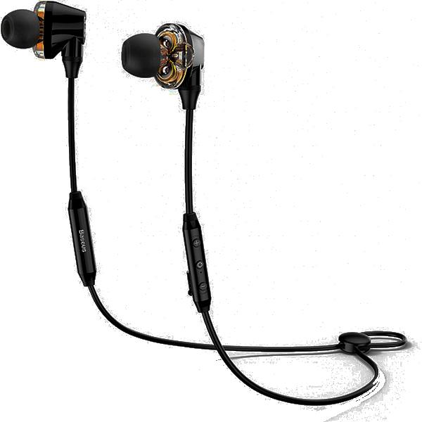 Bluetooth-наушники с микрофоном Baseus Encok S10 Dual Dynamic