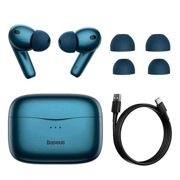Наушники Baseus SIMU ANC True Wireless Earphone S2