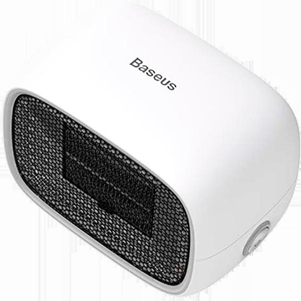 Baseus Warm Little White Fan Heater