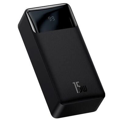 Внешний аккумулятор Baseus Bipow Digital Display 30000mAh 15W