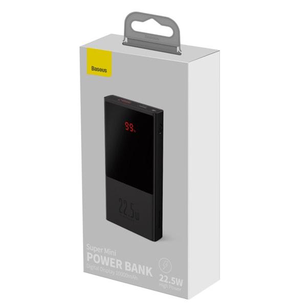 Внешний аккумулятор Baseus Super mini digital Display power bank 20000mAh 22.5W