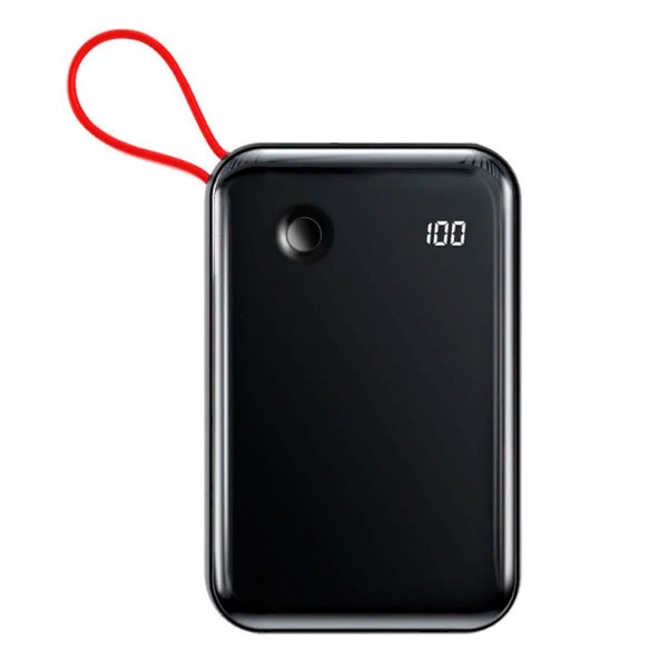 Внешний аккумулятор Baseus Mini S Digital Display 3A 10000mAh