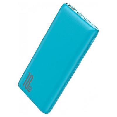 Внешний аккумулятор Baseus Bipow Quick Charge Power Bank PD+QC 10000mAh 18W
