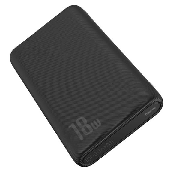 Внешний аккумулятор Baseus Bipow Quick Charge Power Bank PD+QC 10000mAh 18W