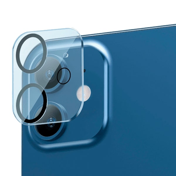 Защитное стекло на камеру для iPhone 12 Pro Baseus Full-frame Lens Film