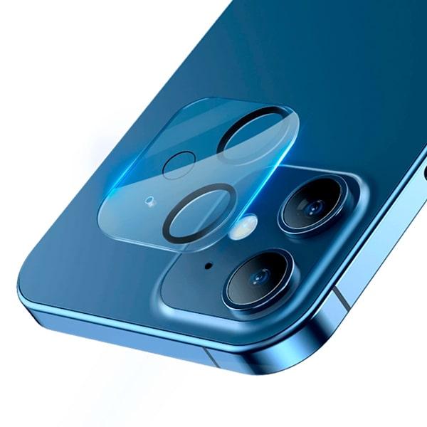 Защитное стекло на камеру для iPhone 12 Pro Max Baseus Full-frame Lens Film