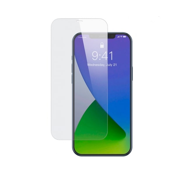 Защитное стекло для iPhone 12/12 Pro Baseus Full Coverage Tempered Glass Film