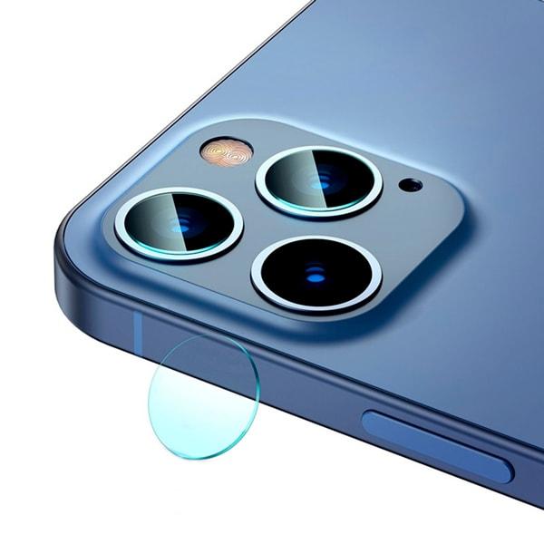 Защитное стекло на камеру для iPhone 12 Pro/12 Pro Max Baseus Gem Camera Lens Protective Film